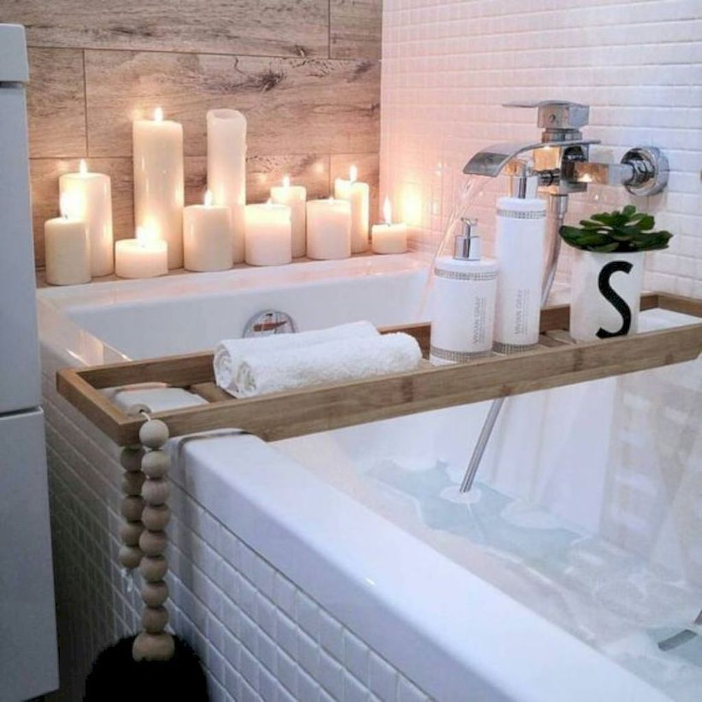 Awesome Spa Bathroom Decor Ideas You Must Have 02