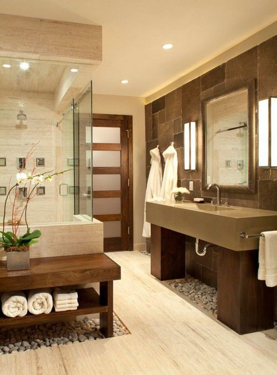 Awesome Spa Bathroom Decor Ideas You Must Have 03
