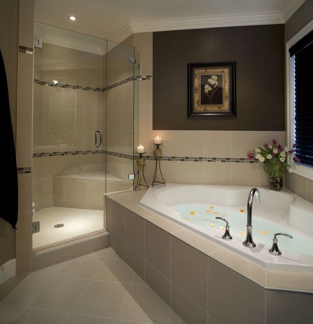 Awesome Spa Bathroom Decor Ideas You Must Have 05