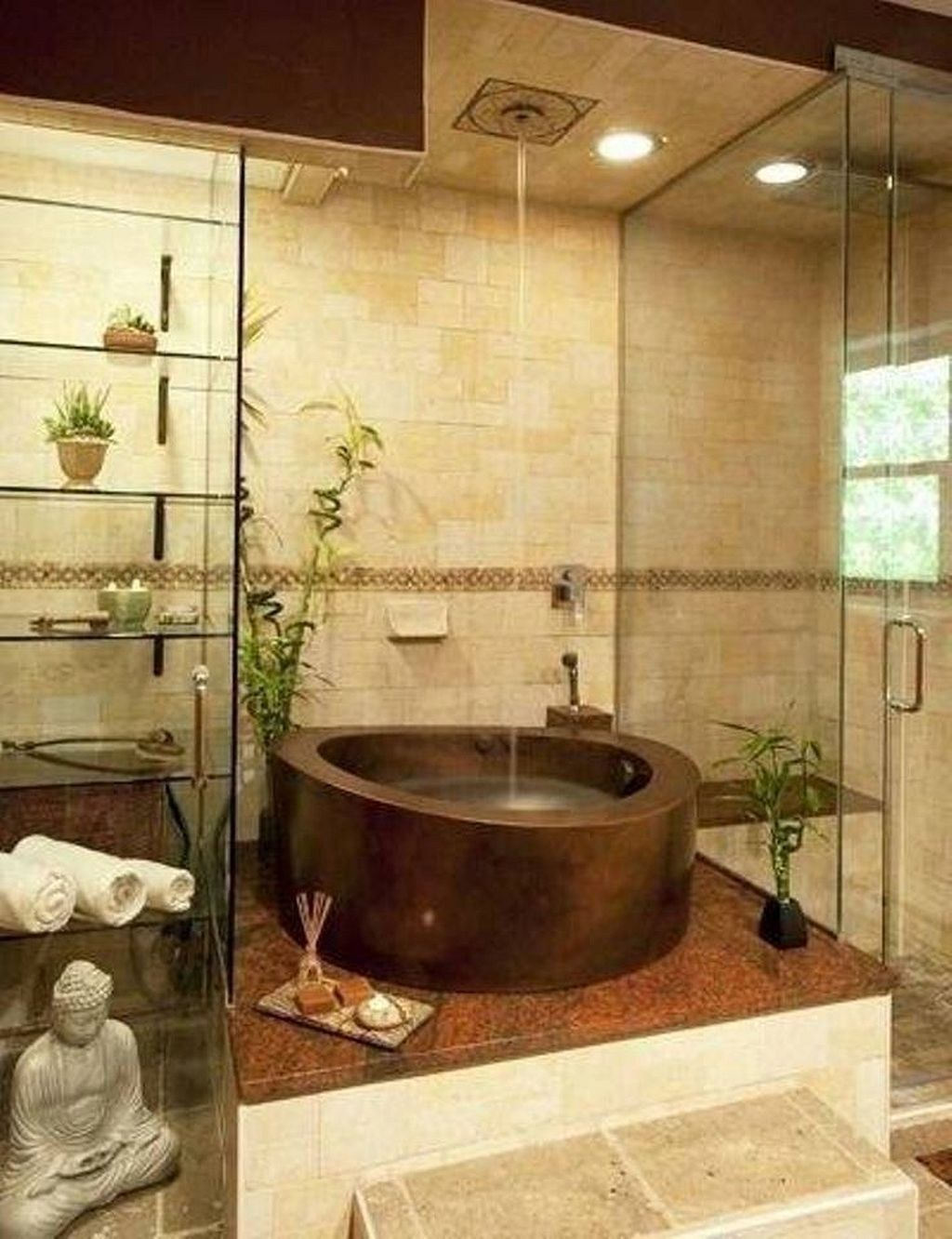 Awesome Spa Bathroom Decor Ideas You Must Have 09