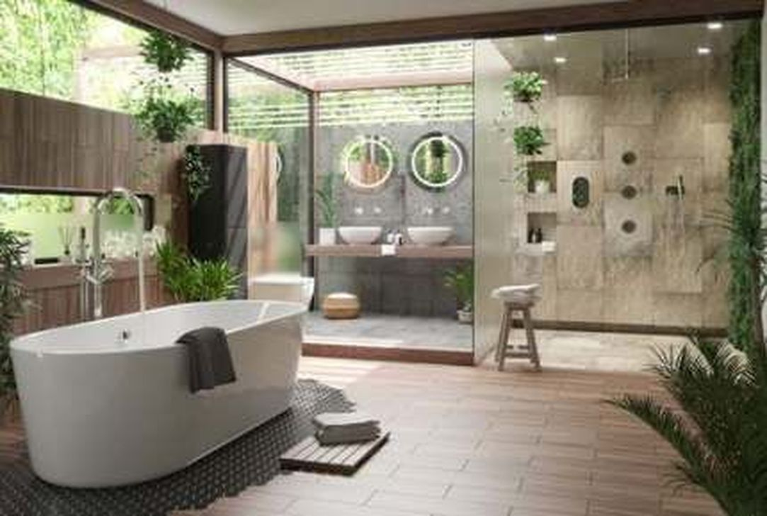 Awesome Spa Bathroom Decor Ideas You Must Have 10