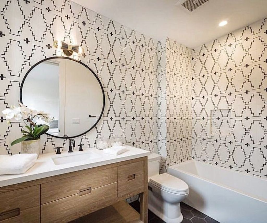 Awesome Spa Bathroom Decor Ideas You Must Have 30