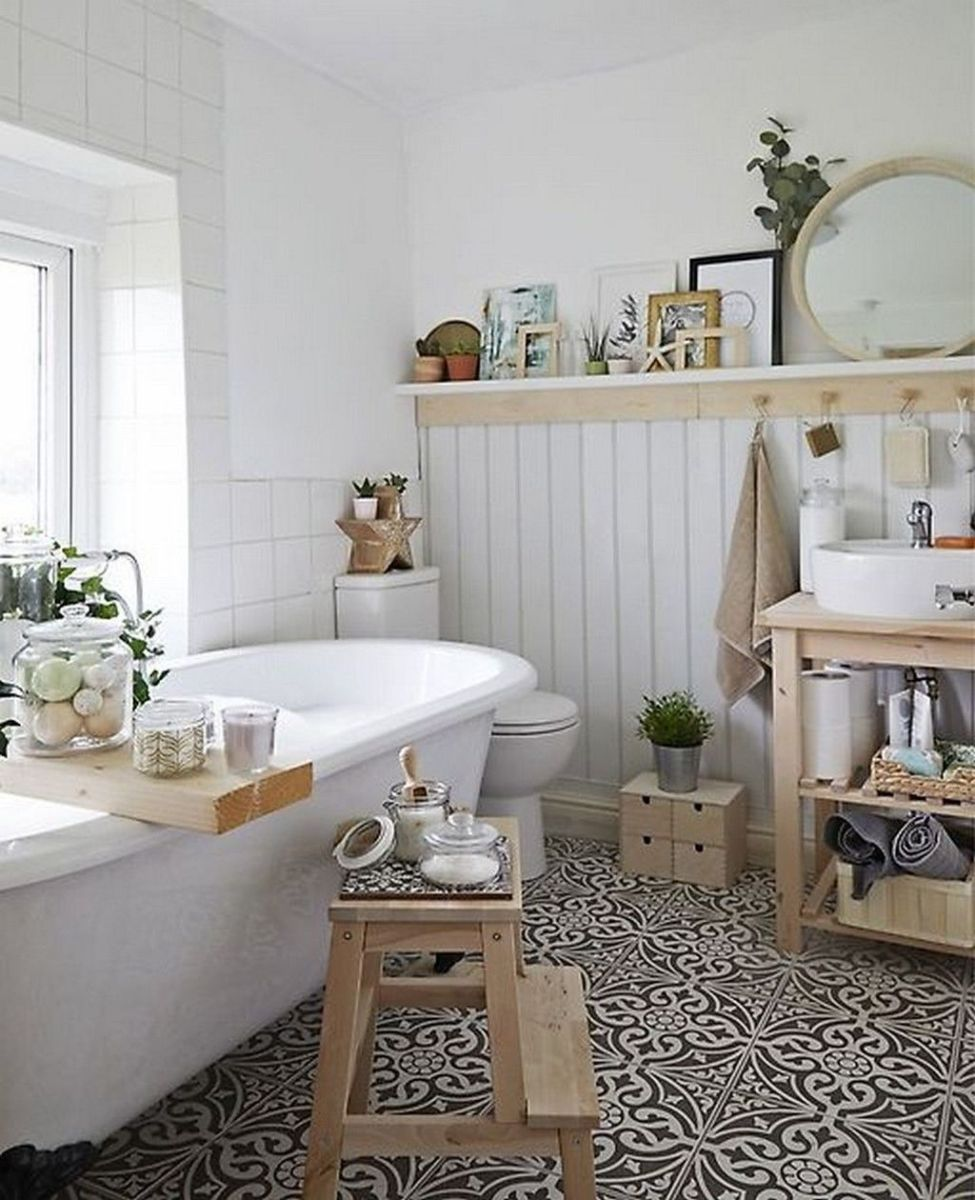 Awesome Spa Bathroom Decor Ideas You Must Have 35