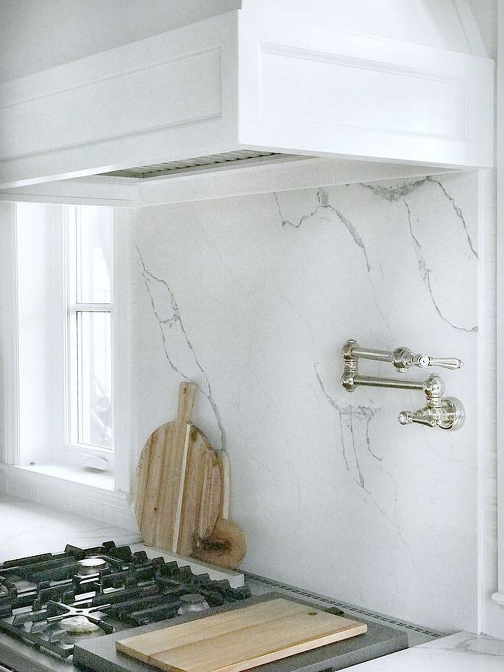 Beautiful Quartz Backsplash Kitchen Design Ideas 08