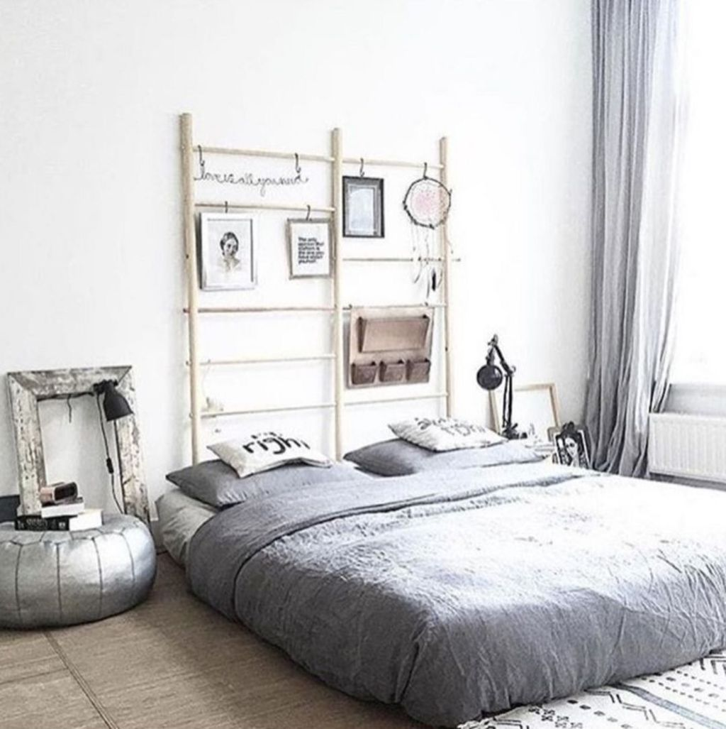 Beautiful White Master Bedroom Decorating Ideas 01
