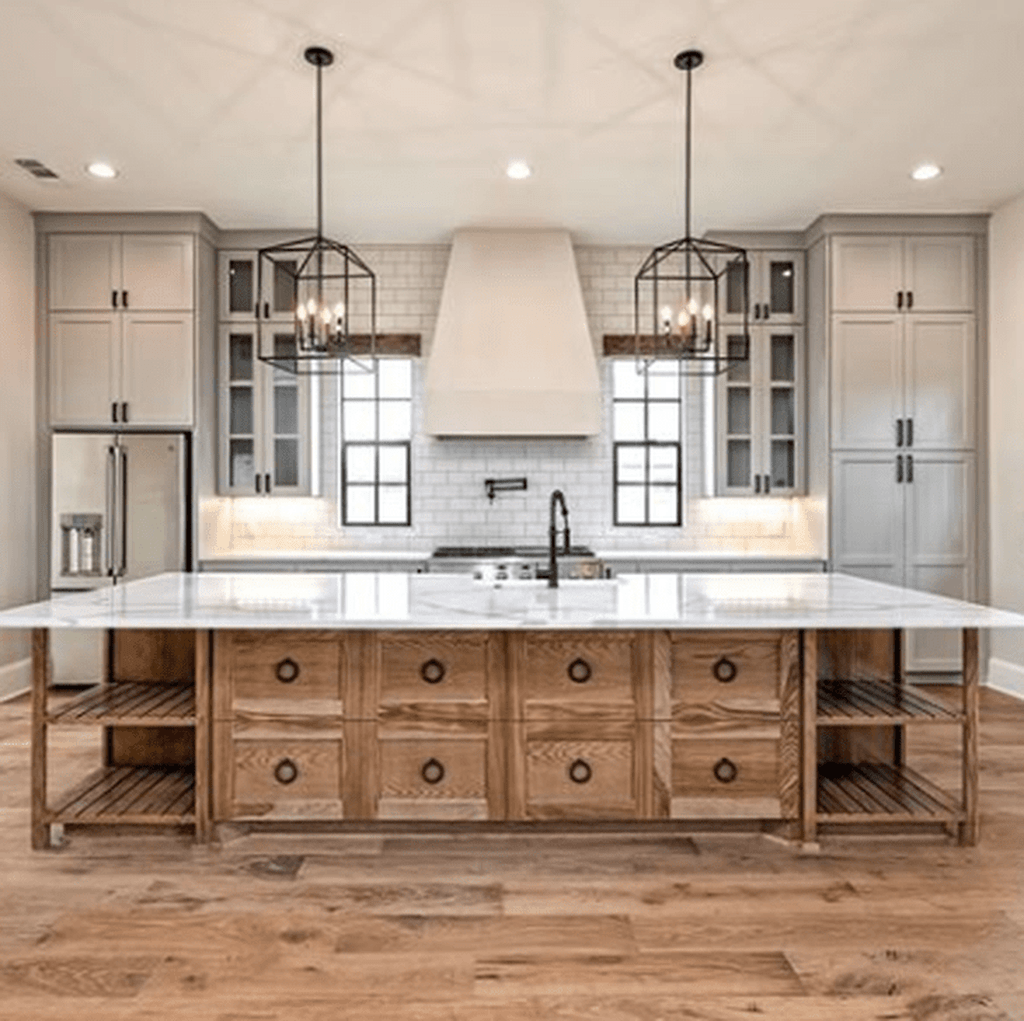 Fabulous Modern Farmhouse Kitchen Design Ideas 10