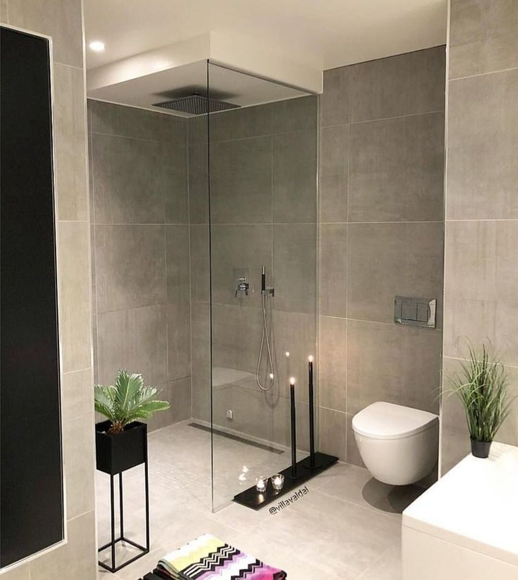Fascinating Minimalist Bathroom Decoration Ideas 02