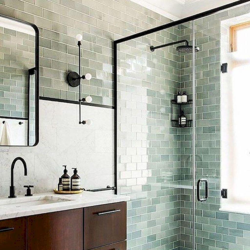 Fascinating Minimalist Bathroom Decoration Ideas 10