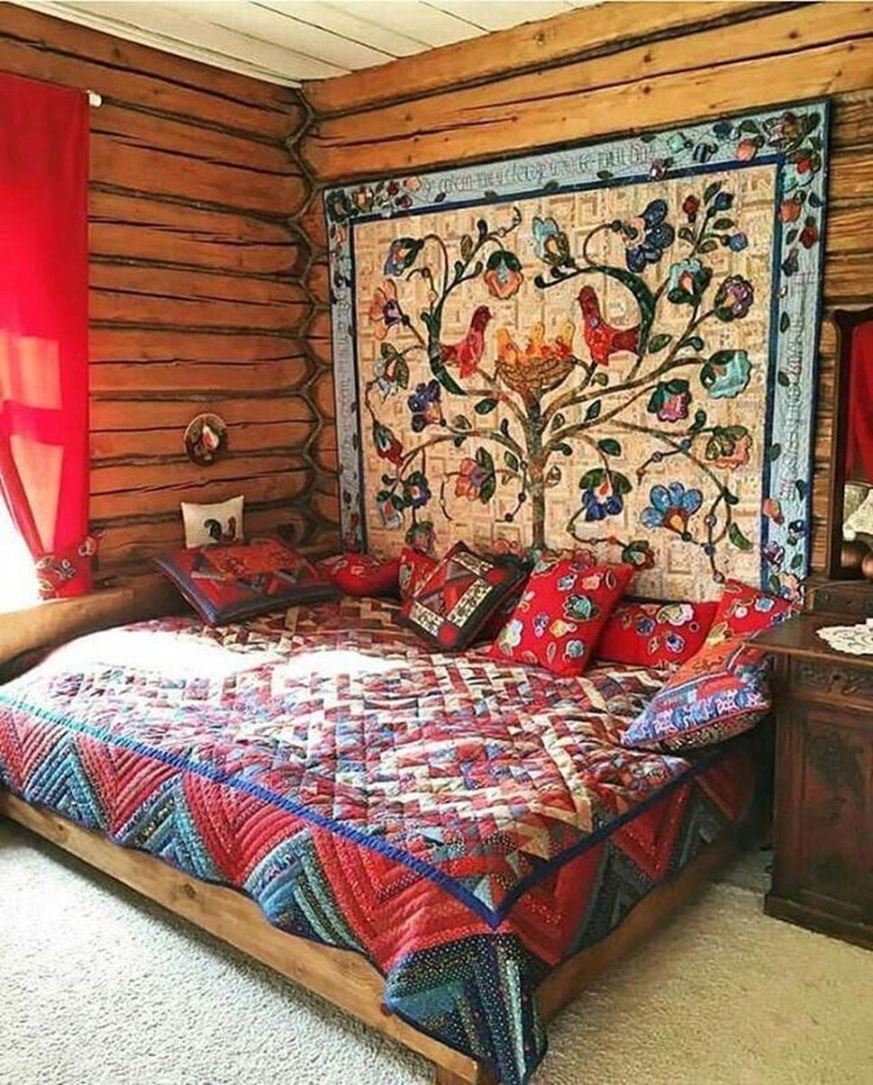 Gorgeous Bohemian Bedroom Decor Ideas You Can Try 18