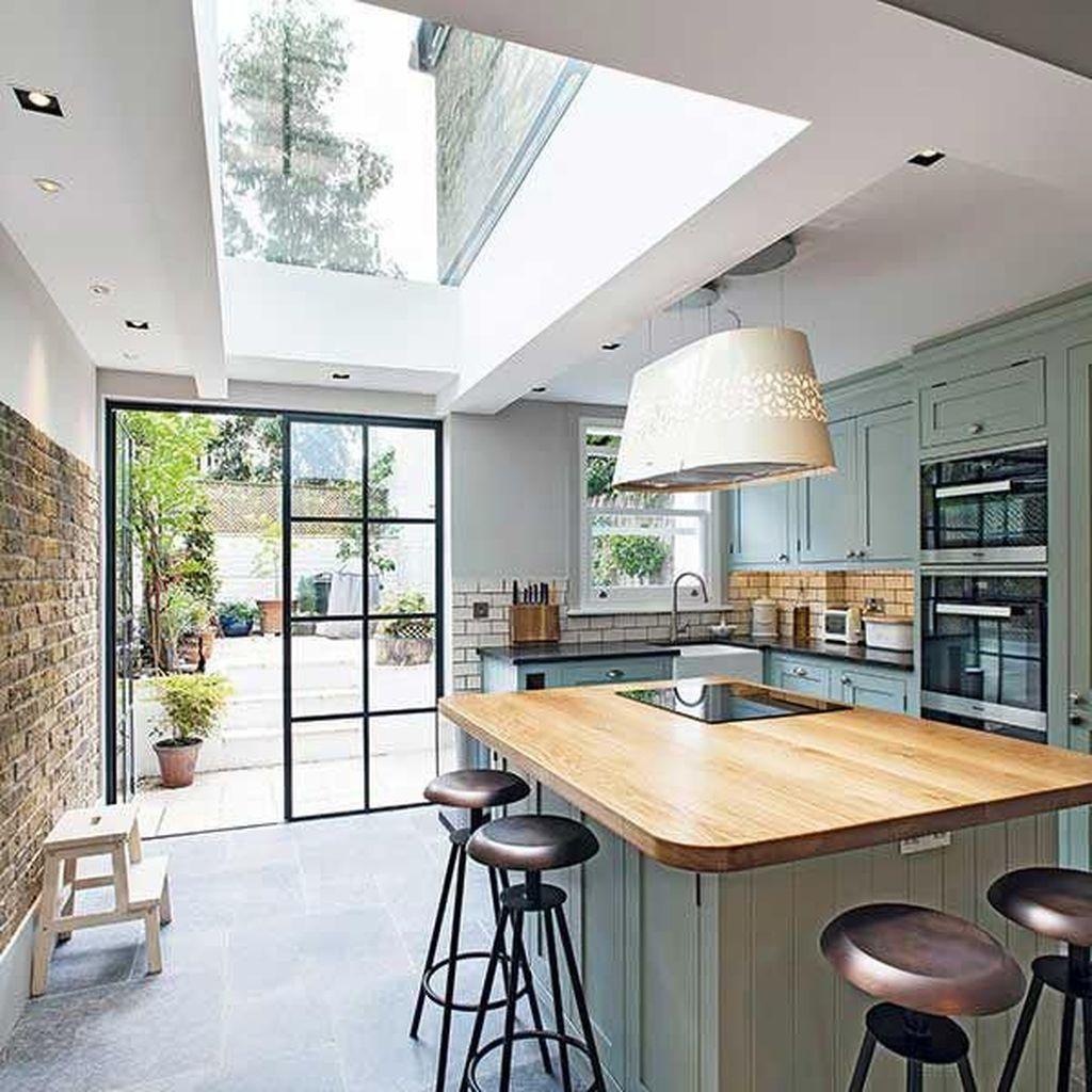 Inspiring Conservatory Kitchen Design Ideas 05