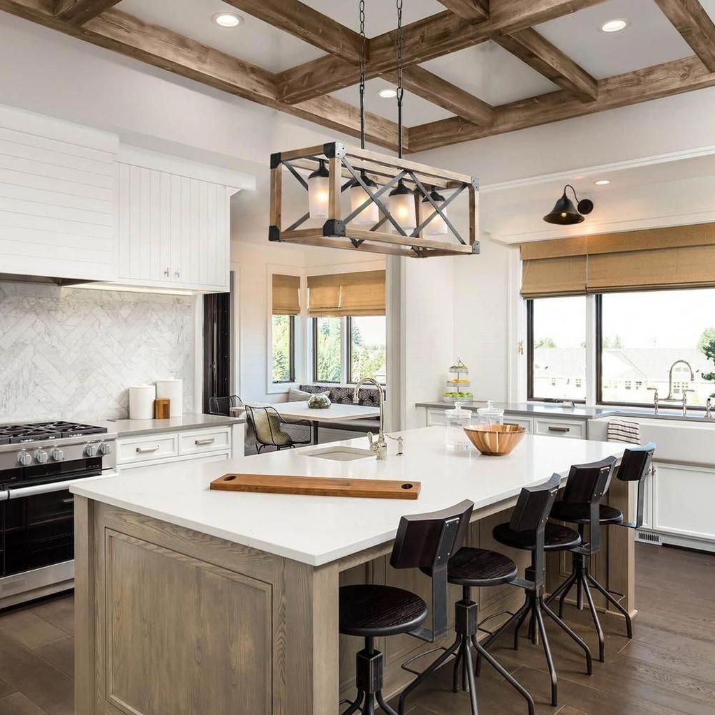Inspiring Conservatory Kitchen Design Ideas 26