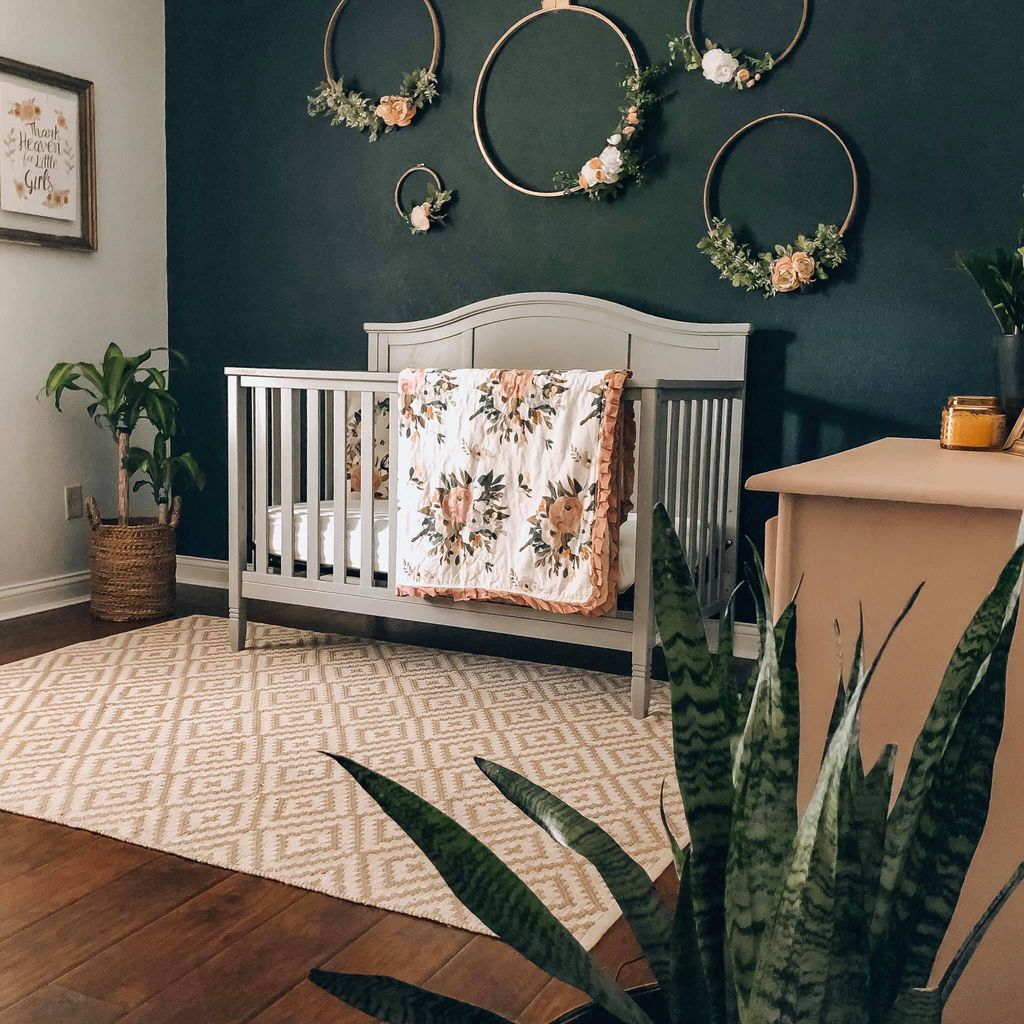 Lovely Baby Room Themes Decorating Ideas 01
