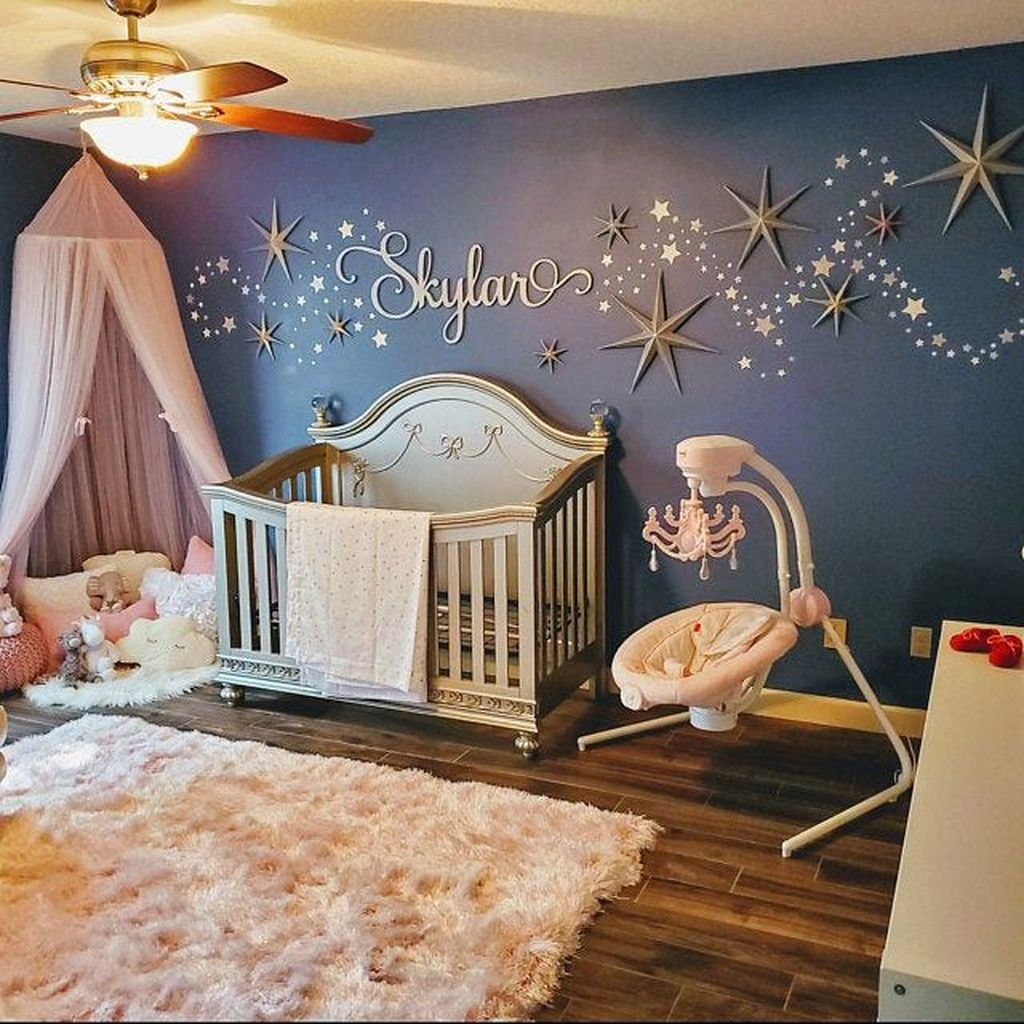 Lovely Baby Room Themes Decorating Ideas 03
