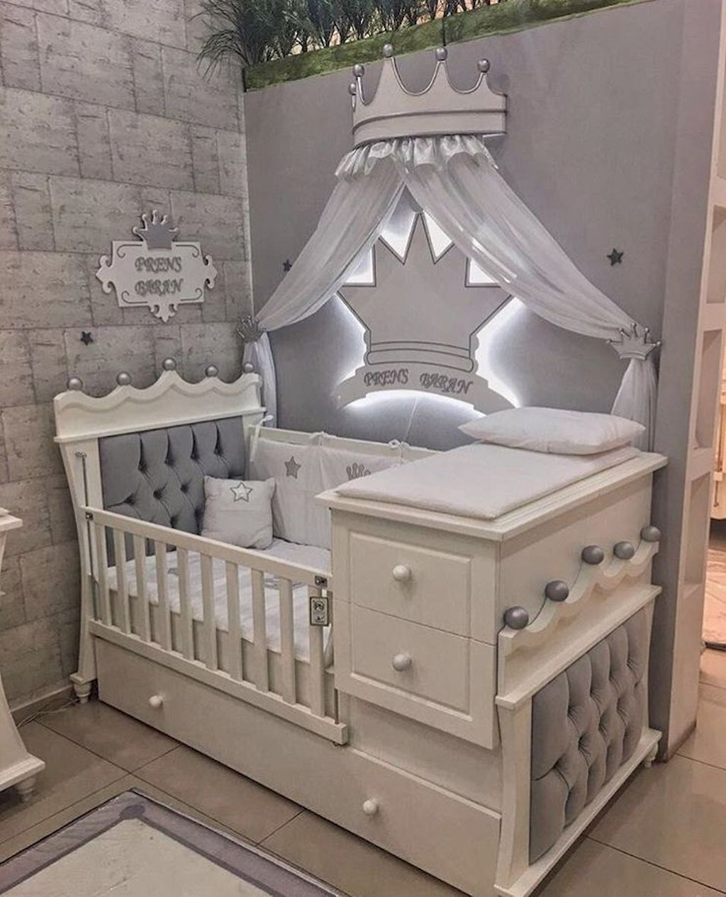 Lovely Baby Room Themes Decorating Ideas 13