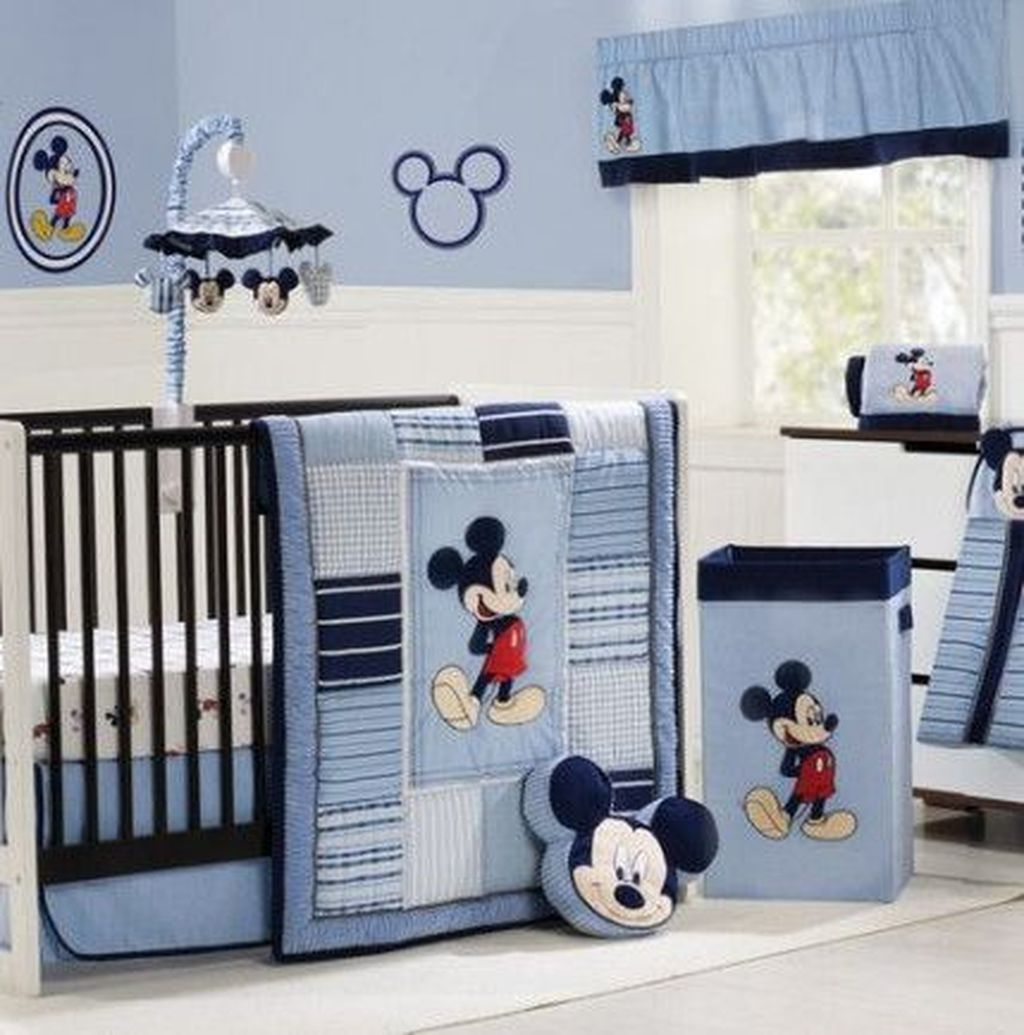 Lovely Baby Room Themes Decorating Ideas 23