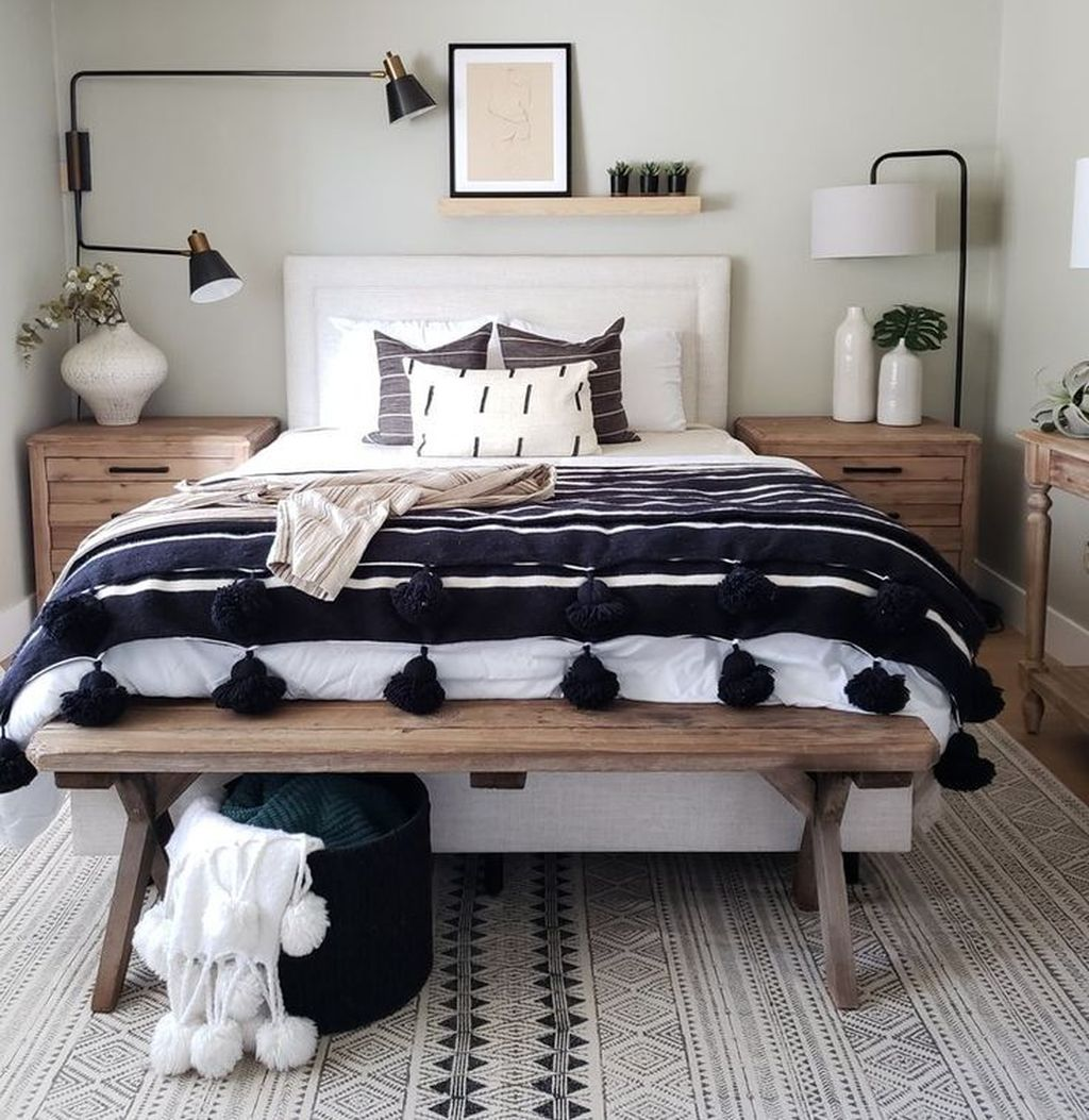 Lovely Simple Bedroom Decor Ideas That You Should Try 25
