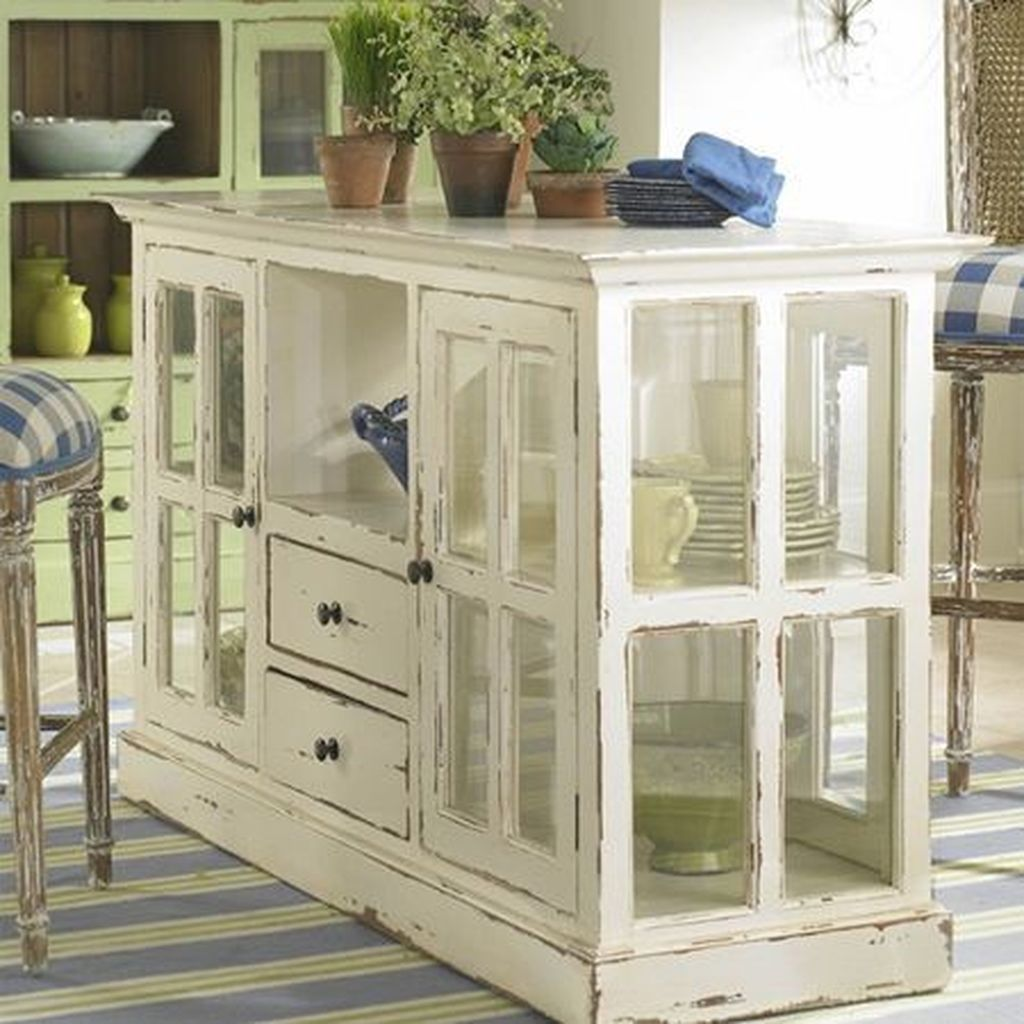 Popular Distressed Furniture Ideas To Get A Vintage Accent 28