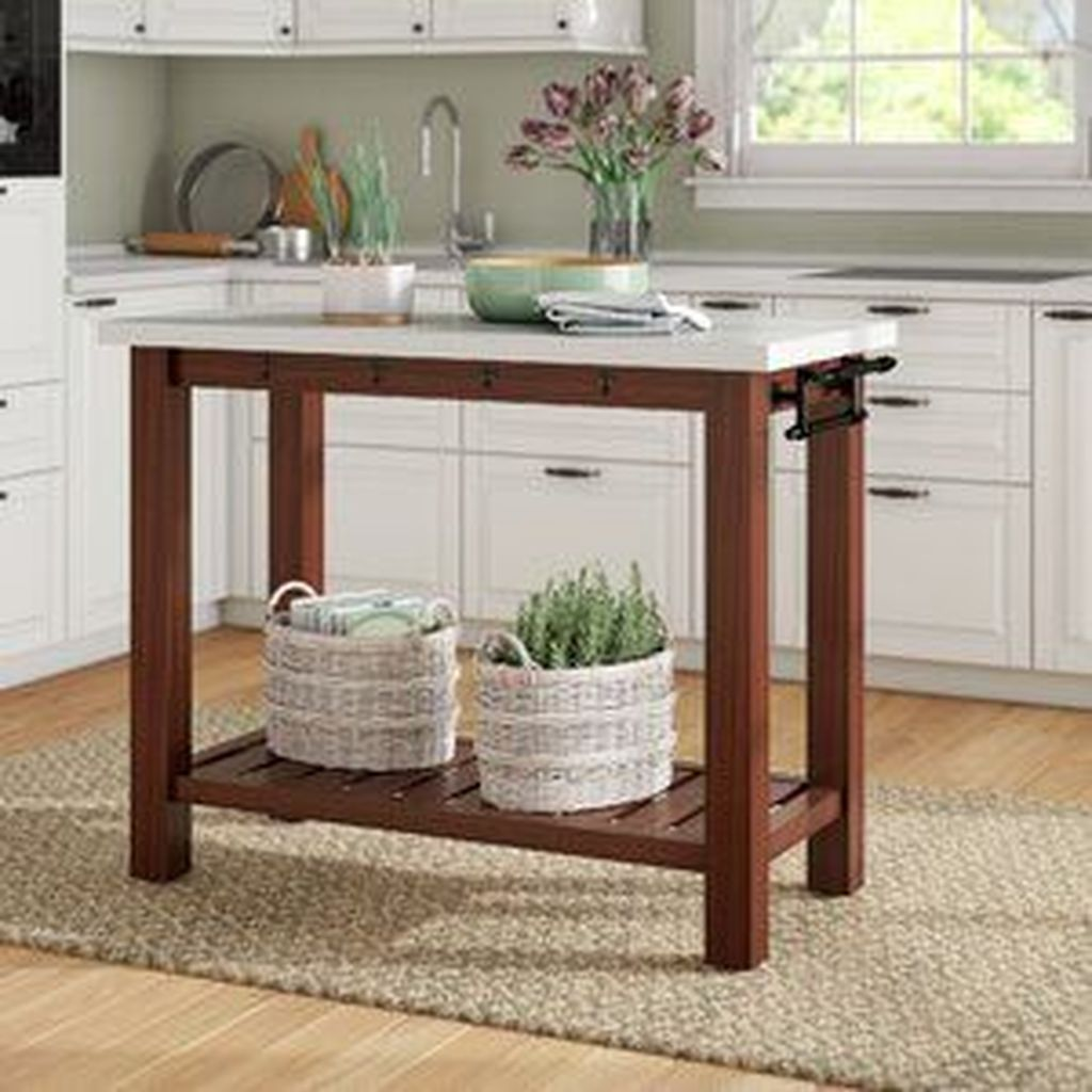 Stunning Modern Farmhouse Kitchen Table Design Ideas 32