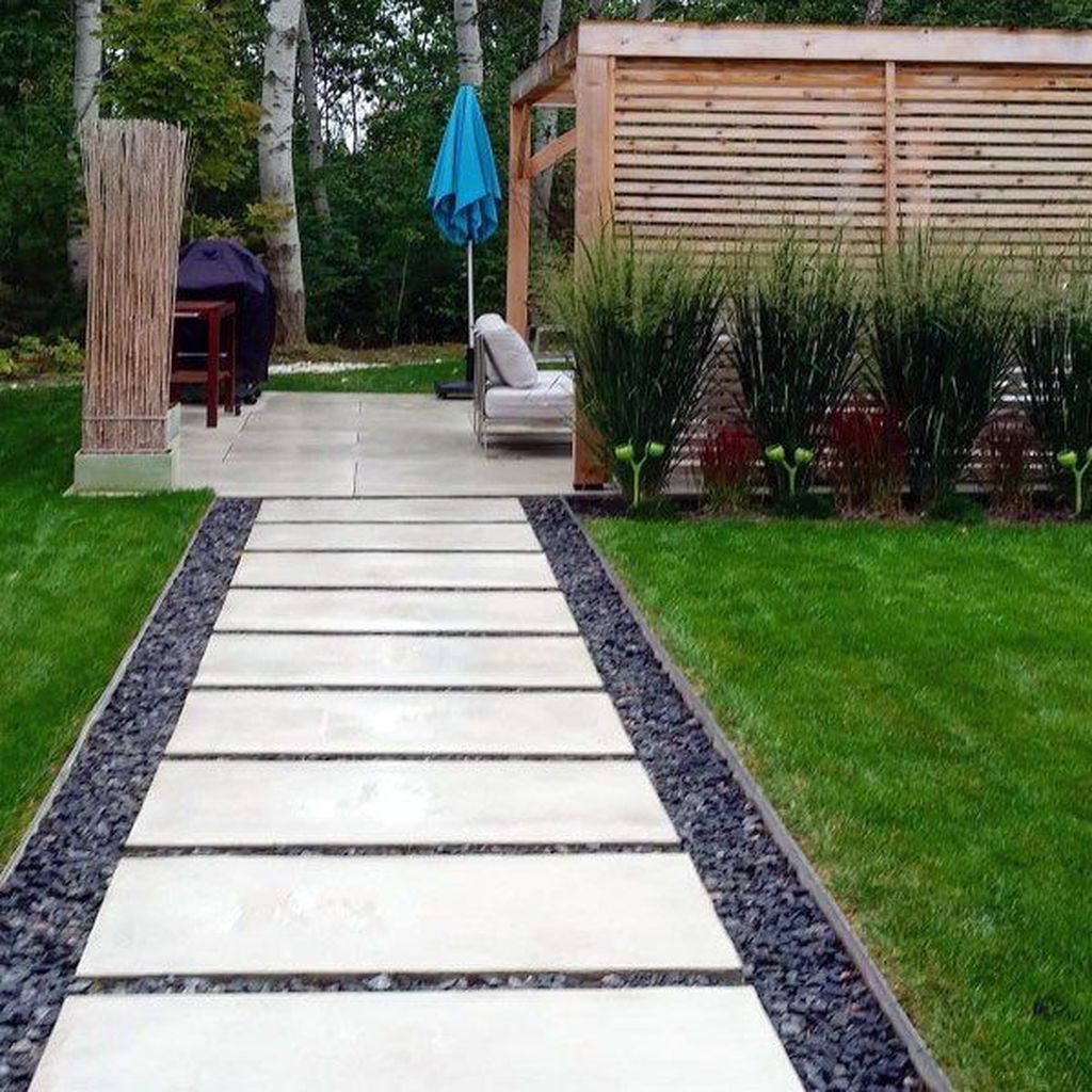 Stunning Stepping Stones Pathway Design Ideas 05