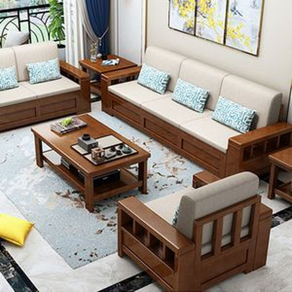 The Best Wooden Furniture Design Ideas 11