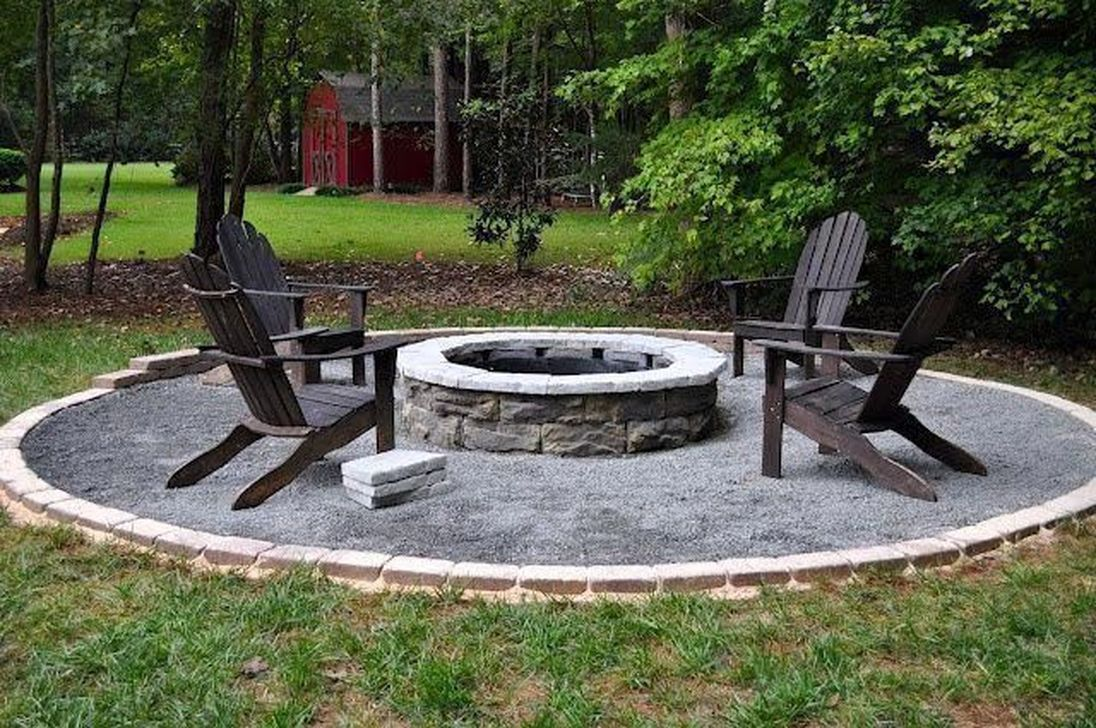 Amazing Fire Pit Design Ideas For Your Backyard Decor 10
