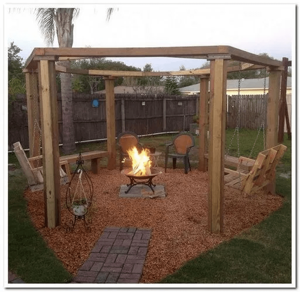 Amazing Fire Pit Design Ideas For Your Backyard Decor 13