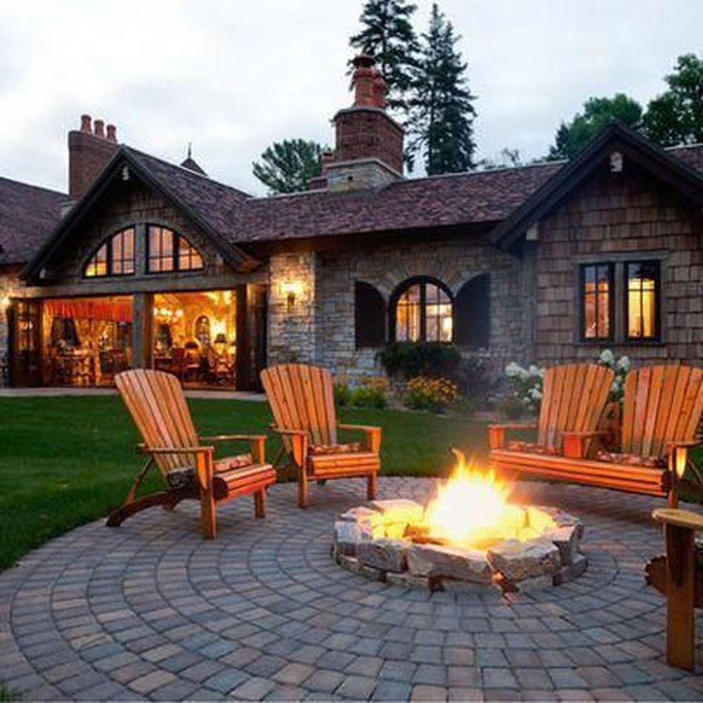 Amazing Fire Pit Design Ideas For Your Backyard Decor 19