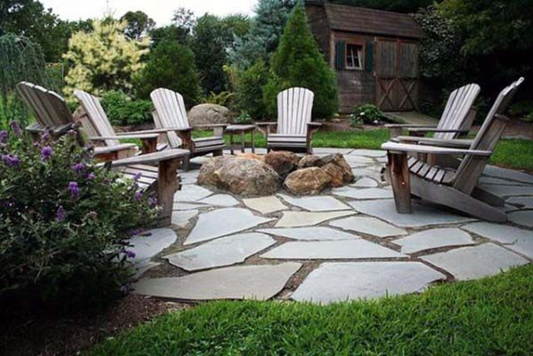 Amazing Fire Pit Design Ideas For Your Backyard Decor 32