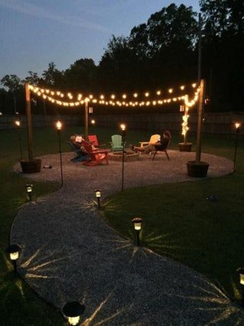 Amazing Fire Pit Design Ideas For Your Backyard Decor 34