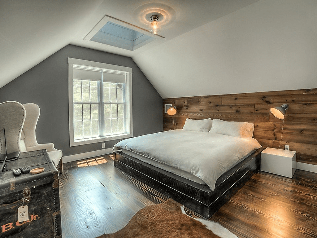Awesome Attic Bedroom Decorating Ideas You Will Love 29