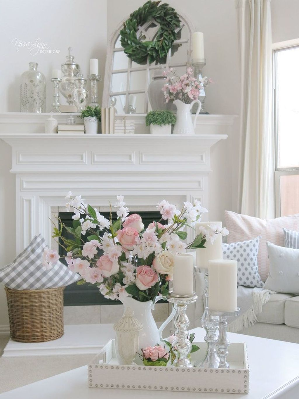 Awesome Spring Interior Decor Ideas That You Should Copy 14