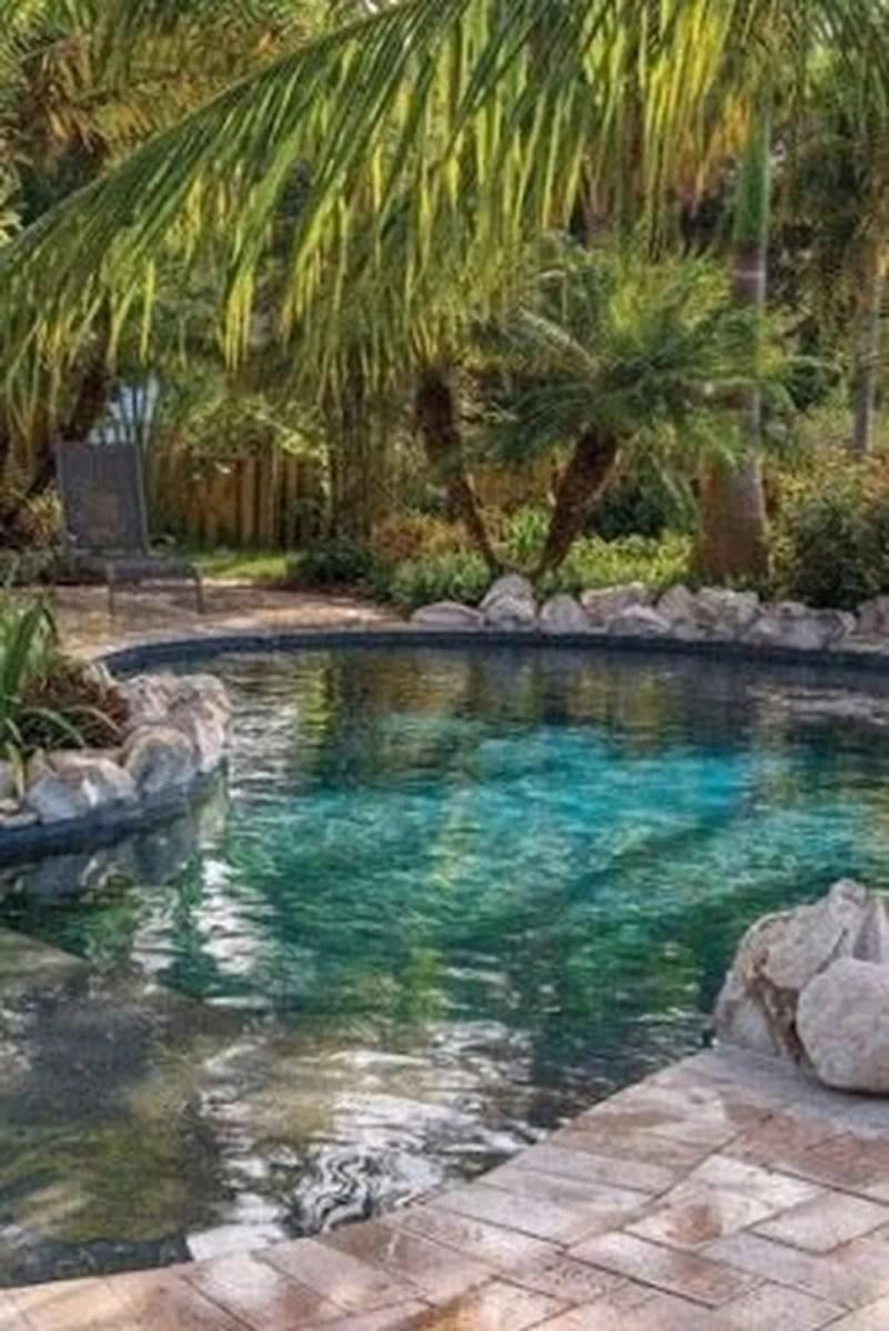 Fabulous Backyard Pool Landscaping Ideas You Never Seen Before 03
