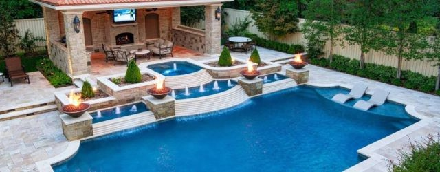 Fabulous Backyard Pool Landscaping Ideas You Never Seen Before 21