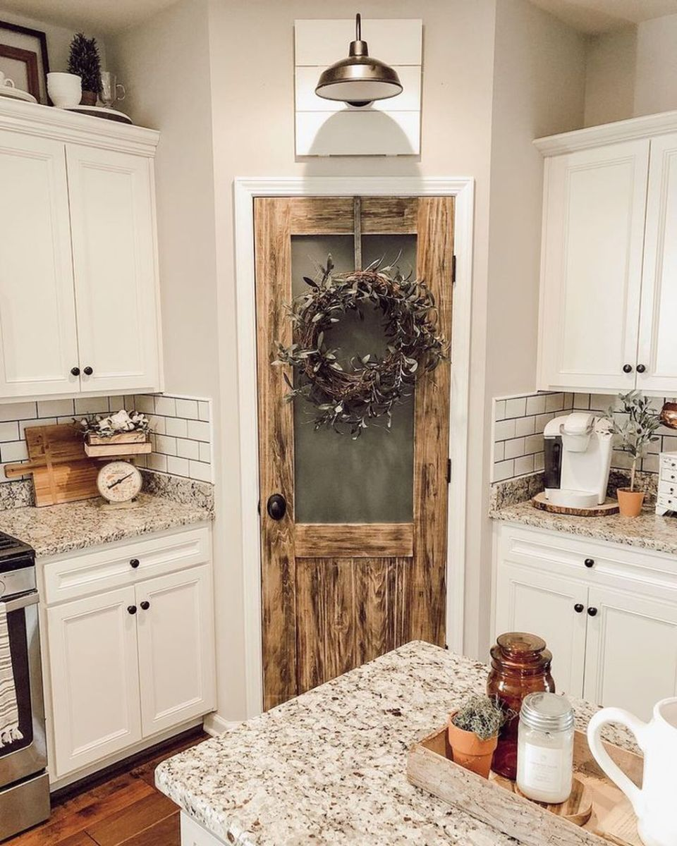 Inspiring Country Kitchen Decor Ideas You Should Copy 05