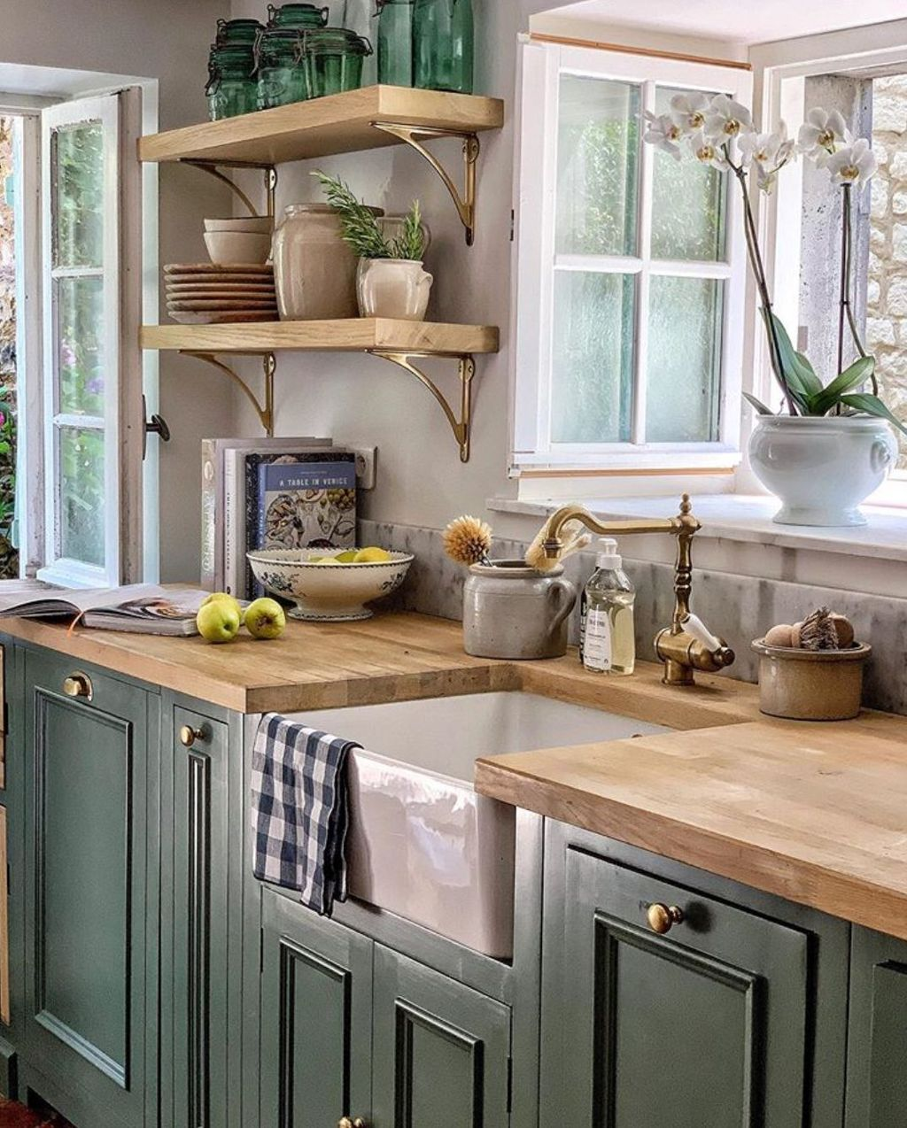 Inspiring Country Kitchen Decor Ideas You Should Copy 33