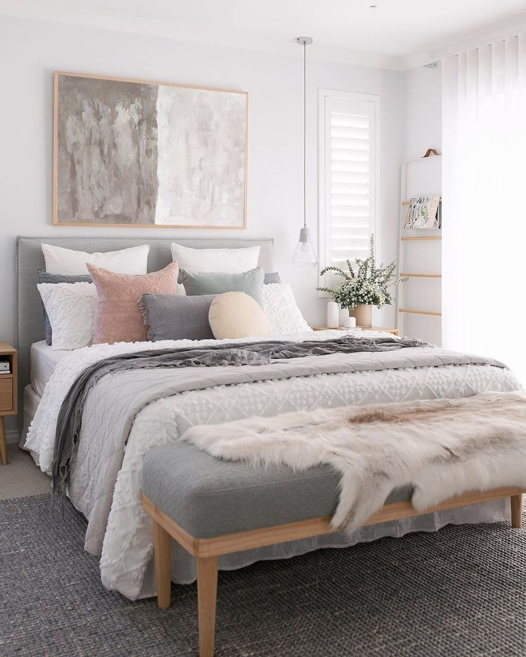 Lovely Spring Bedroom Decor Ideas Trending This Year 02