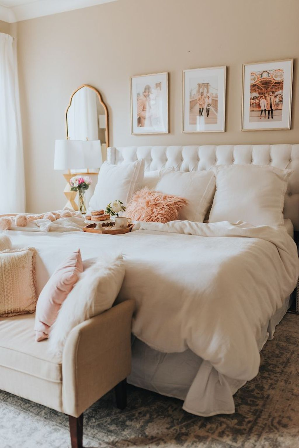 Lovely Spring Bedroom Decor Ideas Trending This Year 24
