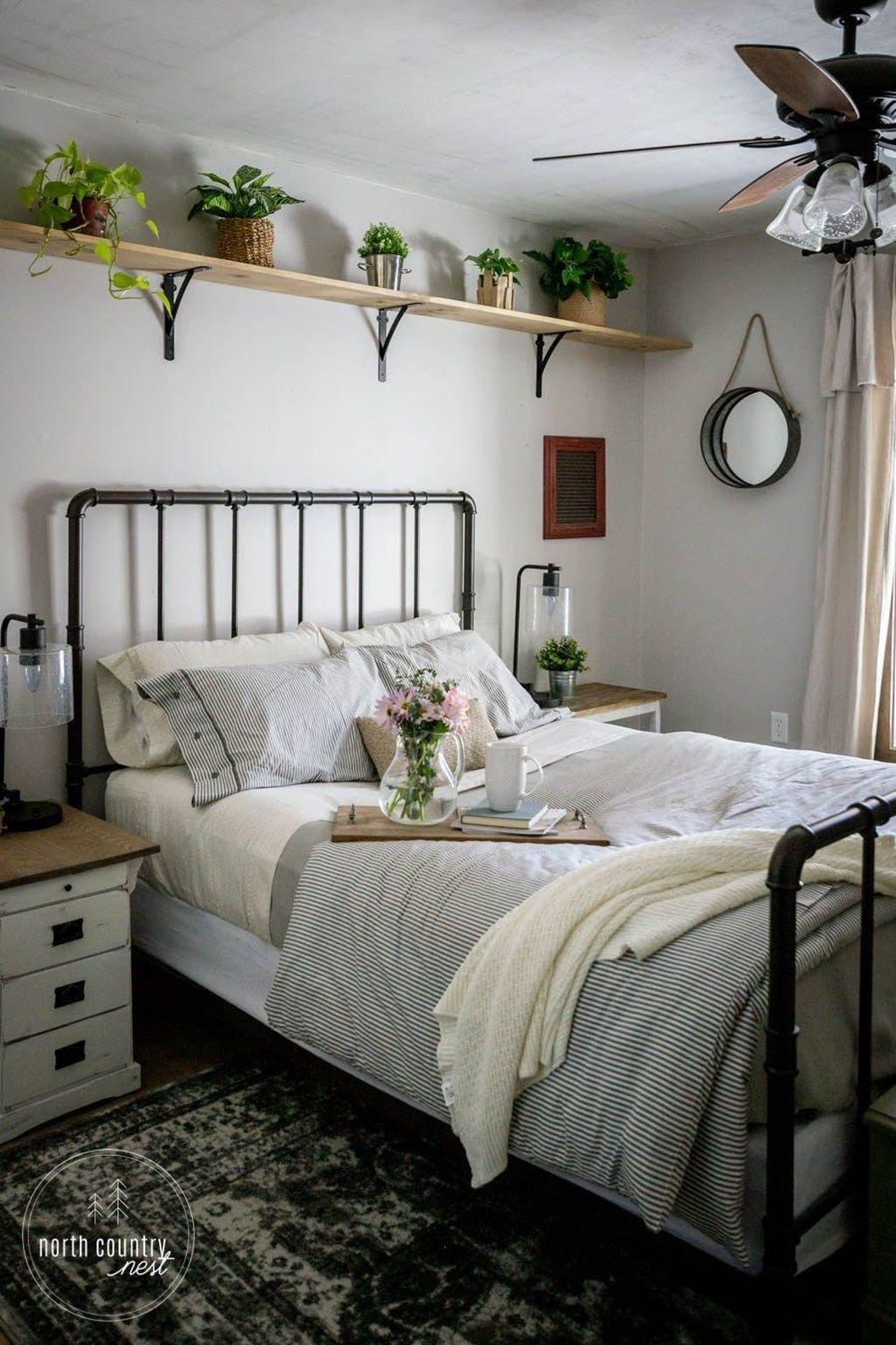 Lovely Spring Bedroom Decor Ideas Trending This Year 25