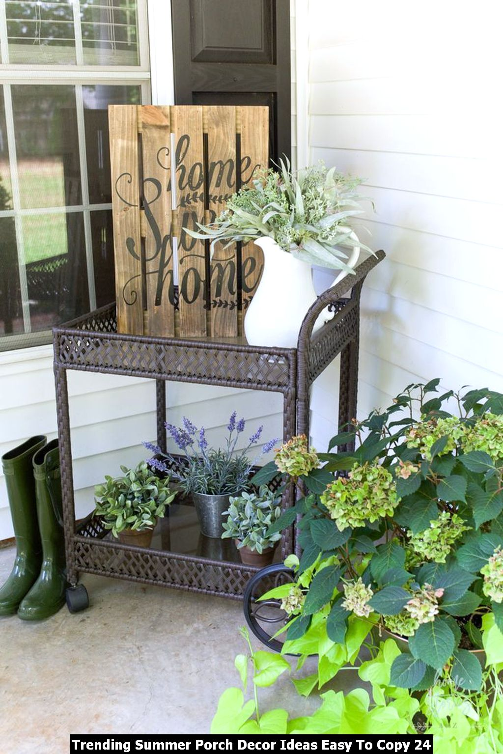 Trending Summer Porch Decor Ideas Easy To Copy 24