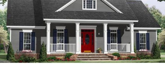 Exterior House Color Ideas