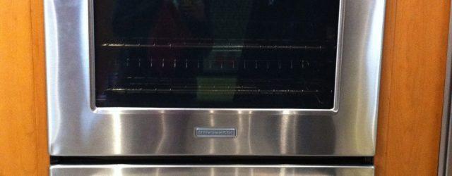 Kitchenaid Double Wall Oven