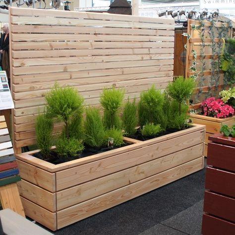 rectangular planter box outdoor hmdcrtn