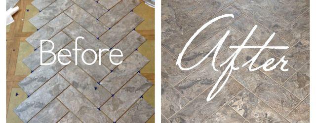 Peel And Stick Kitchen Floor Tile
