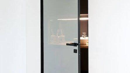 Bathroom Door Ideas
