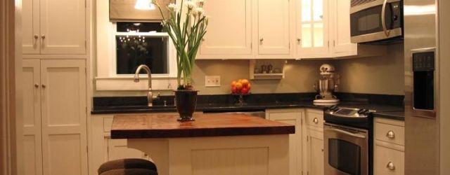 Kitchen Island For Small Kitchen