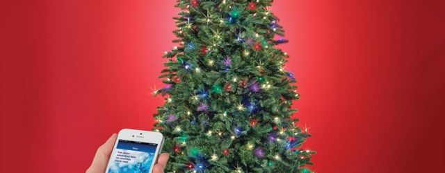 App Controlled Christmas Tree