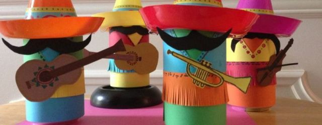Mexican Party Decorations DIY