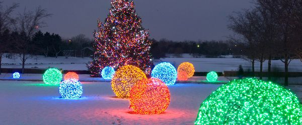Outdoor Led Christmas Decorations
