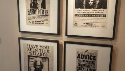 Harry Potter DIY Room Decor