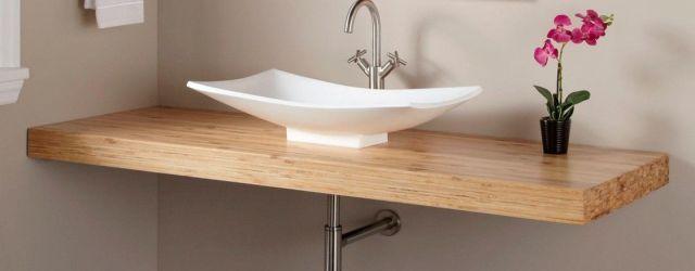 Wall Mounted Bathroom Vanity